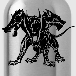 Cerberus T-Shirts - Water Bottle