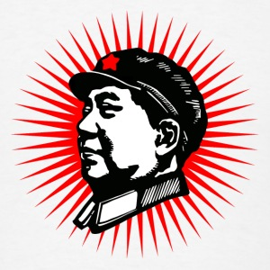 Chairman Mao iPhone 5 Case - Men's T-Shirt