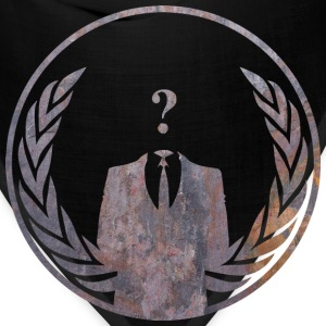 Anonymous T-Shirts - Bandana