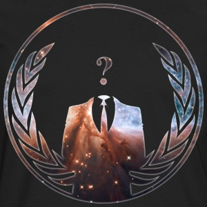 Cosmic Anon T-Shirts - Men's Premium Long Sleeve T-Shirt