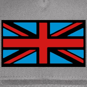 British Flag T-Shirts - Snap-back Baseball Cap