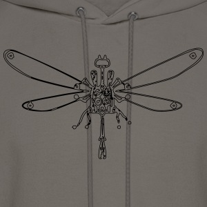 Drone Insect - Men's Hoodie