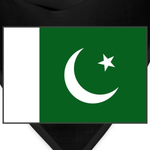 Pakistan Flag Sweatshirt - Bandana