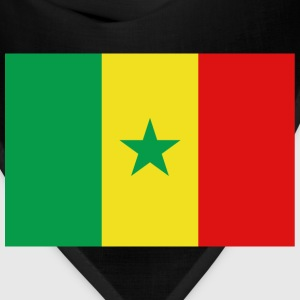 Senegal Flag Sweatshirt - Bandana