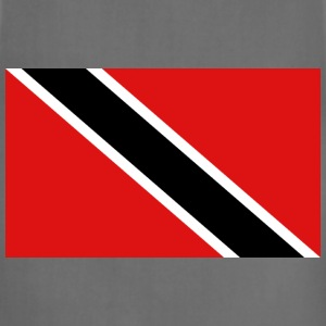 Trinidad and Tobago Flag Sweatshirt - Adjustable Apron