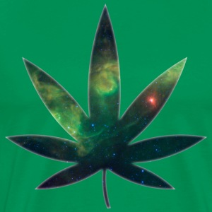 Pot Leaf Hoodies - Men's Premium T-Shirt