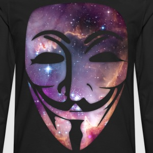 Space Anon T-Shirts - Men's Premium Long Sleeve T-Shirt