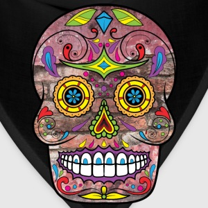 Day of the Dead Women's T-Shirts - Bandana