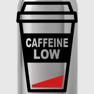 Low in Caffeine Women's T-Shirts - Water Bottle