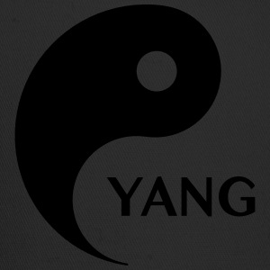 Yang looking for Yin, Part 2, tao, dualities Hoodies - Trucker Cap