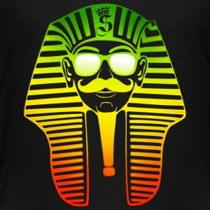 Pharaoh Swag Rasta Kids' Shirts - Toddler Premium T-Shirt