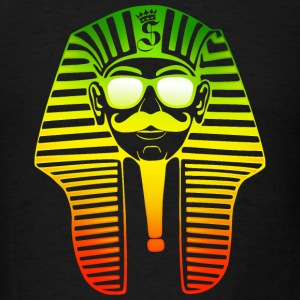 Pharaoh Swag Rasta Caps - Men's T-Shirt