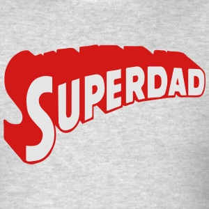 SUPERDAD Long Sleeve Shirts - Men's T-Shirt