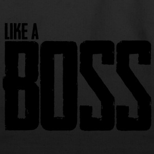 Like A Boss Hoodies - Eco-Friendly Cotton Tote
