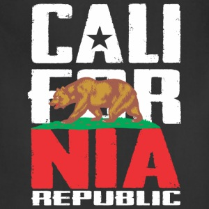 California Republic Hoodies - Adjustable Apron