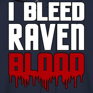 I Bleed Raven Blood T-Shirts - Men's Hoodie