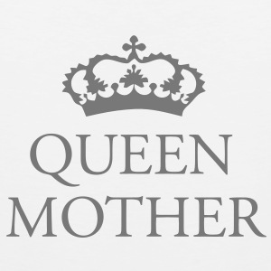 Gin O'Clock Queen Mother Women's T-Shirt - Men's Premium Tank