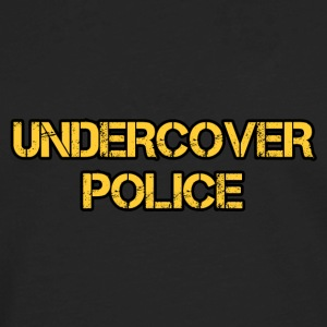 undercover police - Men's Premium Long Sleeve T-Shirt