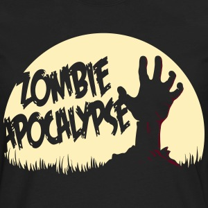 Zombie Apocalypse - Men's Premium Long Sleeve T-Shirt