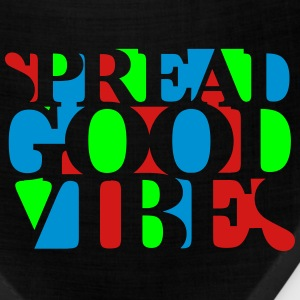 Spread Good Vibes - Bandana