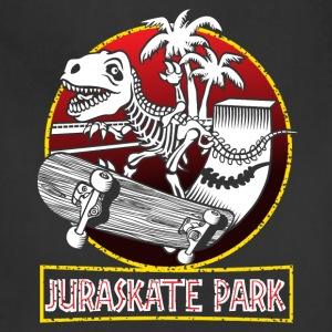 Juraskate park T-Shirts - Adjustable Apron