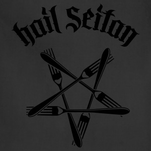 Hail Seitan 1.2 Women's T-Shirts - Adjustable Apron