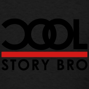 cool story bro color Caps - Men's T-Shirt