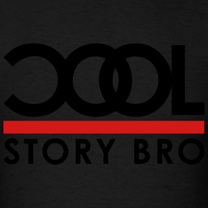 cool story bro color Hoodies - Men's T-Shirt