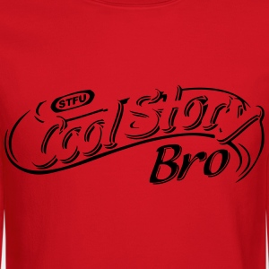 cool story bro Women's T-Shirts - Crewneck Sweatshirt
