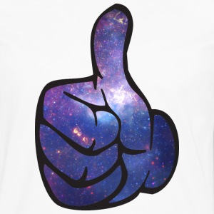 Thumbs Way Up Hoodies - Men's Premium Long Sleeve T-Shirt