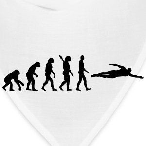 Evolution Swimming T-Shirts - Bandana