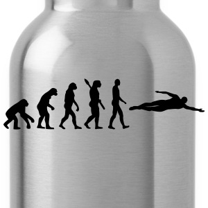 Evolution Swimming T-Shirts - Water Bottle