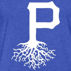 Pennsylvania Roots Sweatshirts - Fitted Cotton/Poly T-Shirt by Next Level