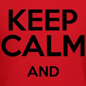 keep calm and T-Shirts - Crewneck Sweatshirt