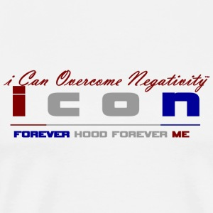 Icon Mission Statement_USA DESIGN Tanks - Men's Premium T-Shirt
