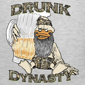 DRUNK DYNASTY T-Shirts - Men's Premium Tank
