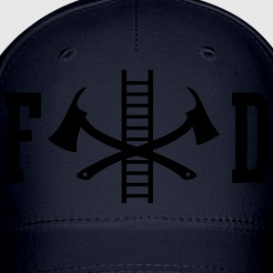 FD Fire Department T-Shirts - Baseball Cap