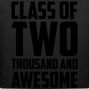 Class of Two Thousand and Awesome T-Shirts - Eco-Friendly Cotton Tote