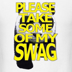 Please Take Some of My SWAG - Men's T-Shirt