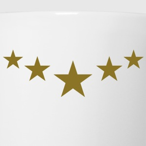 Men's 5-Stars Exclusive T-Shirt - Coffee/Tea Mug