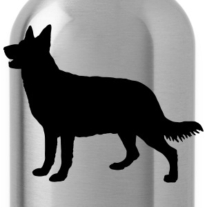 Dog, Hund, Chien, Perro, Cane, Hond Women's T-Shirts - Water Bottle