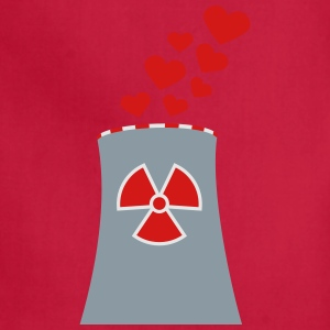 Nuclear Power Love Tanks - Adjustable Apron