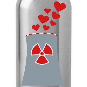 Nuclear Power Love Tanks - Water Bottle