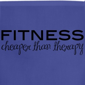 Fitness Cheaper Than Therapy  - Adjustable Apron