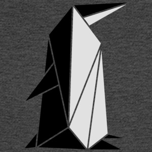 origami: penguin T-Shirts - Men's Long Sleeve T-Shirt