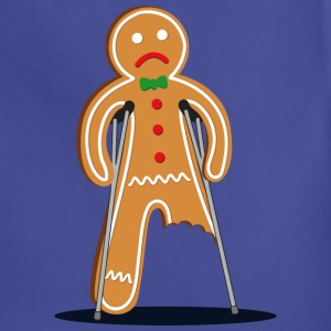 gingerbread man Kids' Shirts - Adjustable Apron
