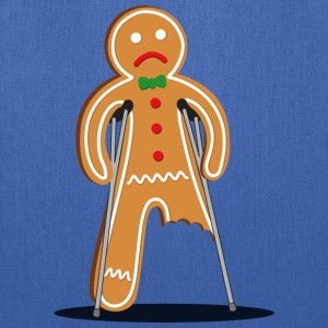 gingerbread man Kids' Shirts - Tote Bag