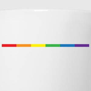 Gay Rainbow Symbol Hoodies - Coffee/Tea Mug