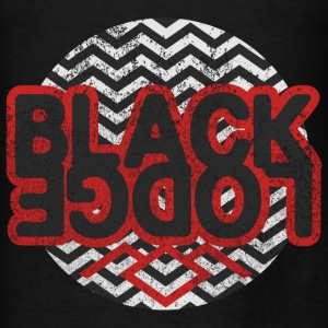 Twin Peaks: Black Lodge Bags & backpacks - Men's T-Shirt