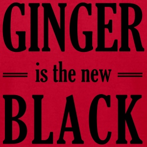 Ginger is the new black Tanks - Men's T-Shirt by American Apparel